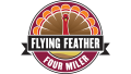 Flying Feather Four Miler Logo