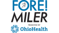 FORE! Miler presented by OhioHealth Logo