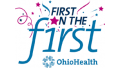 OhioHealth First On The First 5K Logo