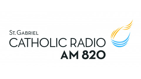 Catholic Radio 820 logo