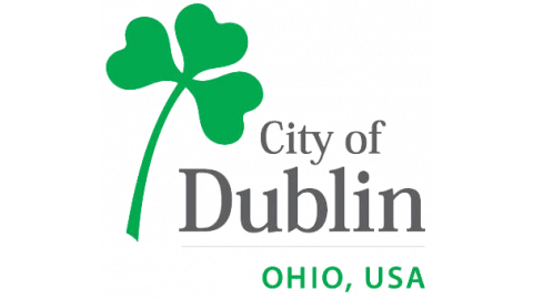 City of Dublin Ohio, USA logo