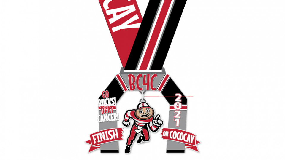 2021 Finisher's Medal