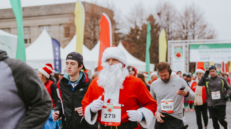 Jingle Bell Run banner image