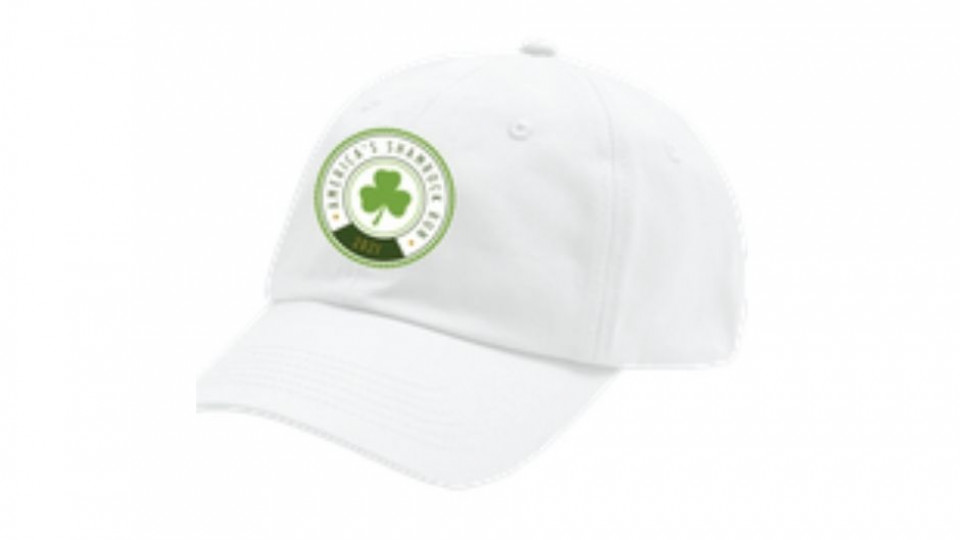 Shamrock Run Hat